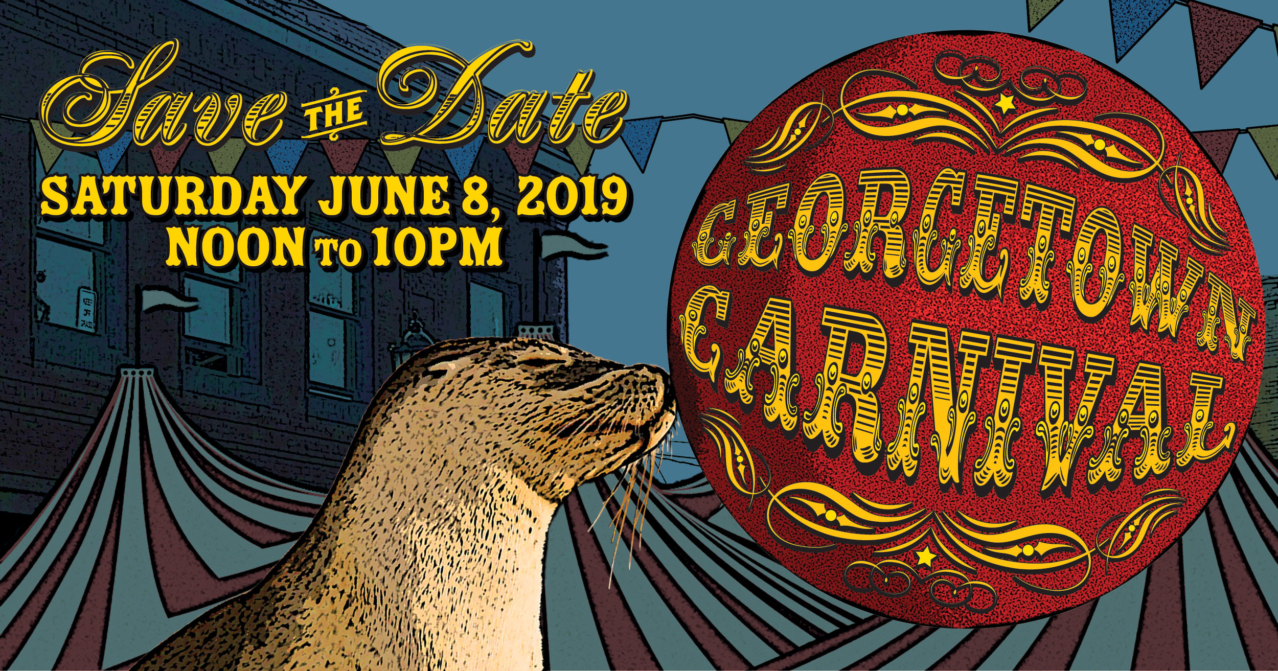 Georgetown Carnival - 2019 - Save the Date